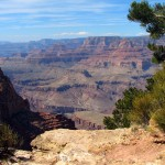 Grand Canyon Overlook Rim