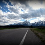 The Road to the Tetons
