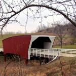 Cedar Bridge Framed