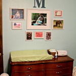Nursery Photo Wall