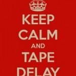 NBC Tape-Delay