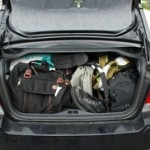 packing a full car