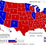 2012 Election Map Prediction
