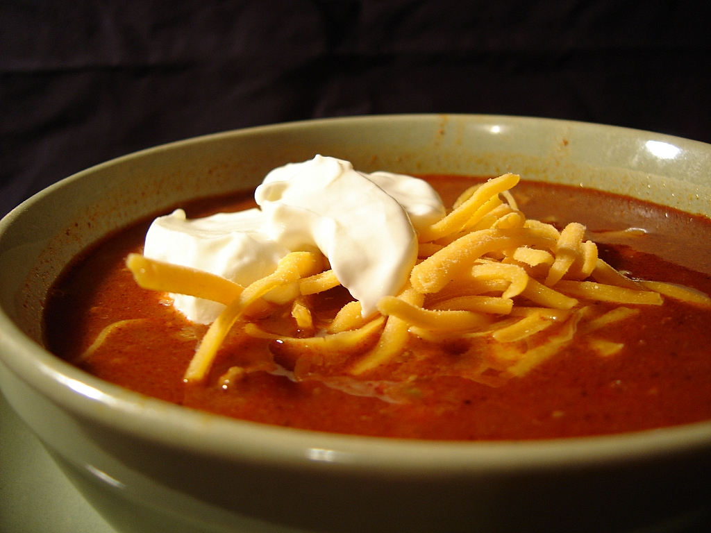 Chili Crock Pot Chili (yum!)