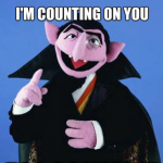 I'm counting