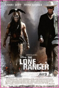 Lone Ranger 202x300 Summer Movies 2013