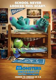 Monsters University Summer Movies 2013