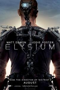 elysium 202x300 Summer Movies 2013