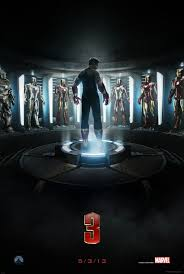 ironman 3 Summer Movies 2013