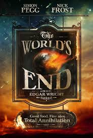 the worlds end Summer Movies 2013