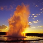 yellowstone fountain