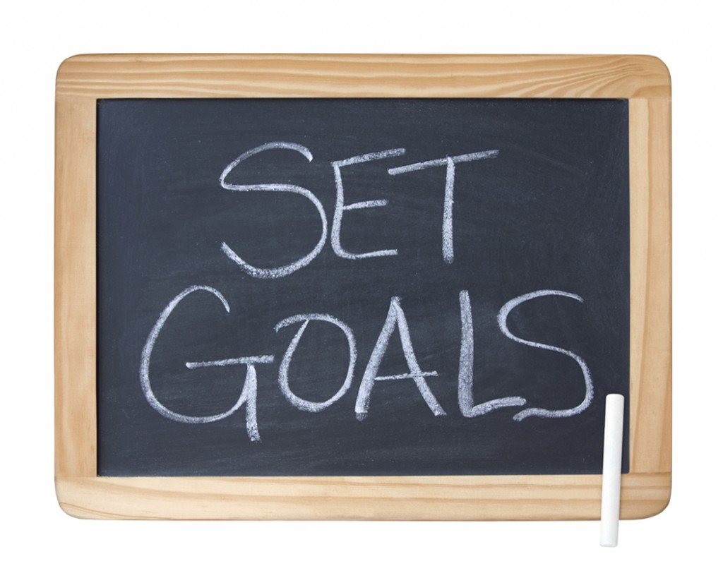 Set Goals 1024x802 Teacher Tip: The Power of Goal Setting