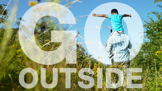 Tip of the Week: Go Outside