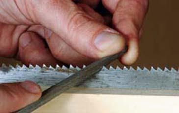 Teaching Tip: Sharpen the Saw