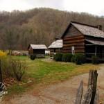 Mountain Farm Museum: Great Smoky Mountains National Park