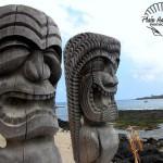 """Pu'uhonua o Honaunau: """"Place of Refuge""""  Big Island"""