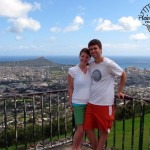Diamond Head Trail- Oahu