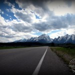 Number 2: Road to The Tetons