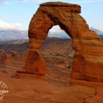 Delicate Arch Trail: