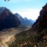 Angels Landing Hike: A Sudden Case of Vertigo