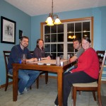 Frugal Date Number 4- Couple's Board Game Night