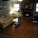 Future Projects- Resurfacing the Fireplace