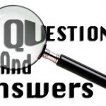 Monday Musing: Answers to your Questions