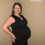 Bumpdate: 34 weeks