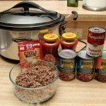 Crock Pot Chili (yum!)