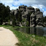 Sylvan Lake Shore Trail: Custer State Park