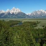 Grand Teton Snake River Overlook