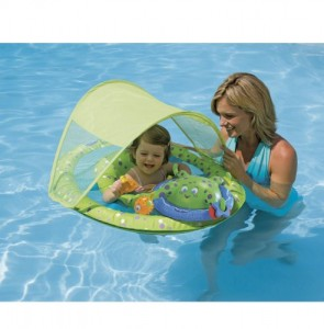 pool float 295x300 A few of my favorite things: for a 14 month old
