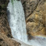 Landscape Photography Number 23: Lower Falls Yellowstone