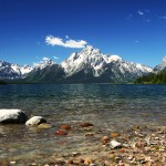 Lake View of the Tetons