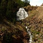 Rustic Waterfall