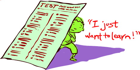 Standardized Test: Teaching or Testing that is the Question