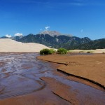 Medano Creek: Great Sand Dunes National Park