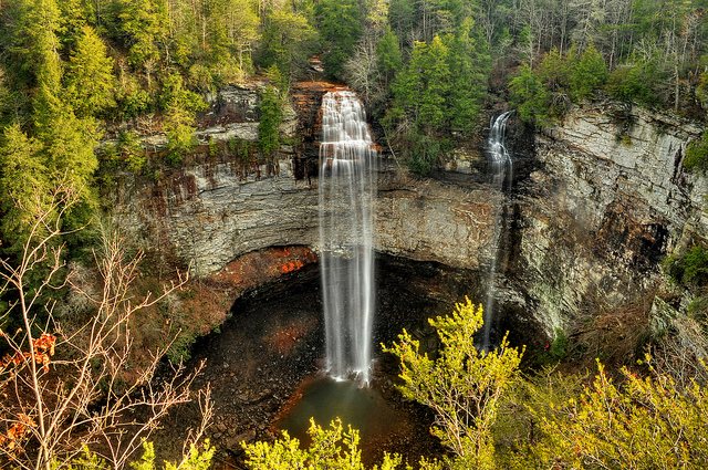 Fall Creek Falls Best State Parks in America