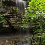 Devil's Den Trail: Twin Falls