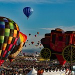 Mass Ascension: ABQ Balloon Festival