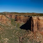 Ute Garden Trail: Colorado National Monument.