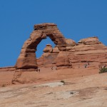 Delicate Arch Viewpoint Trail: Arches National Park