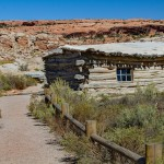 Wolfe Ranch: Arches National Park