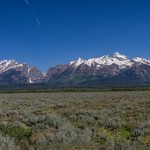 Grand Teton National Park:  US 191 Overlooks