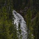 Virginia Cascades: Yellowstone National Park