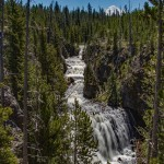 Kepler Cascades: Yellowstone National Park