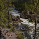 Firehole Canyon Drive: Yellowstone National Park