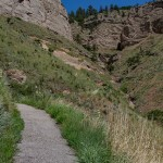 Saddle Rock Trail: Scottsbluff