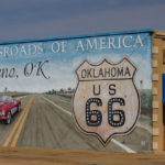 Route 66 Murals: El Reno