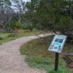 Trailhead of Twin Falls